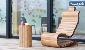 صندلی جادویی فناورانه با الهام از ستون فقرات انسان / عکس