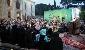 دیدار  هاشمی رفسنجانی با اصحاب هنر و رسانه / نمیتوانند با ظاهرسازیها به آگاهی مردم دستبرد بزنند