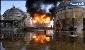 جنگ تن به تن با آتش در پتروشمیمی ماهشهر ادامه دارد/ تلاش آتش نشان ها را ببینید
