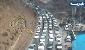 ترافیک سنگین در کرج-تهران و قزوین-کرج/بارش باران در گیلان و مازندران