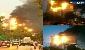 آتشسوزی گسترده در برج «سلمان» مشهد/ عکس
