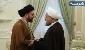 روحانی خطاب به عمارحکیم:ایران در دفاع ازحرم اهل بیت و مبارزه با تروریسم در کنار ملت و دولت عراق است