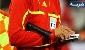 اهدا اولین سوت طلا به داور برتر فوتبال