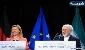 بیانیه موگرینی در اولین سالگرد برجام: اتحادیه خرسند است تحریمهای هستهای علیه ایران را لغو کرده