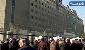 تجمع بزرگ بازنشستگان و معلمان حقالتدریسی مقابل مجلس/بهارستان چهره پلیسی به خود گرفت