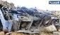 روایت وزارت راه  از سانحه سقوط اتوبوس سربازان به زبان اینفوگرافیک