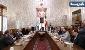 دیدار علی لاریجانی با رئیس صدا و سیما / مجلس به صداوسیما کمک میکند
