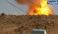 آتشسوزی در خطوط لوله انتقال گاز شهرستان پلدختر/ 12 نفر مصدوم شدند/ آتش مهار شد