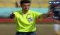 آرزوی محسن ترکی برای فوتبال/ بهترین داور لیگ جایزه اش را تقدیم شهدای مدافع حرم کرد